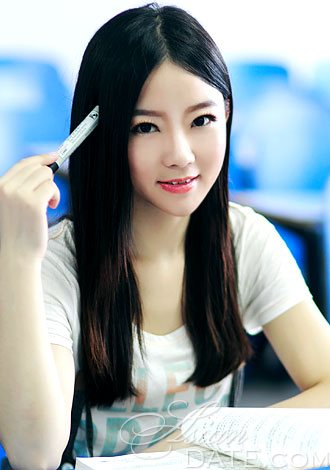 Asian Member Pic Huimei From Beijing Yo Hair Color Black - Hairstyle for asian ladies